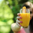Aantal calorieen in vruchtensappen en -dranken