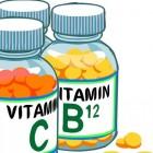 Vitamine B12: waar zit het in en hoe herken je een tekort?