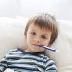 Ontstoken amandelen peuter, kleuter, (school)kind symptomen
