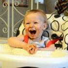 Baby's eerste vaste hapjes; gezonde groenterecepten