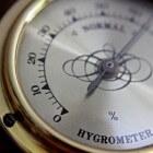 Luchtvochtigheid meten met een hygrometer