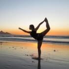 Yoga voor de dagelijkse vitamines