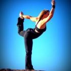 Yoga oefeningen tegen stress