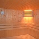 Therapeutische sauna