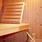 Wellness: de sauna