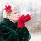 Kerstkleding, veel glans
