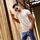 Fashion model: mannelijk fotomodel