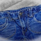 De spijkerbroek