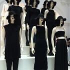 """""""Zwart op zwart"""" in de mode"""