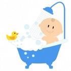 De geneeskundige kracht van warme baden