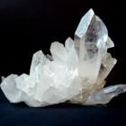 Bergkristal, aards én spiritueel