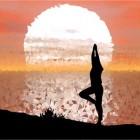 Yoga, balans van lichaam en geest