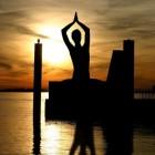 Ondersteunende yoga oefeningen bij de overgang