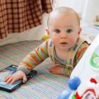 Baby's en peuters tonen tekenen van verslaafdheid aan tablet