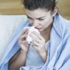 Pfeiffer symptomen: keelpijn, vergrote halsklieren, moeheid