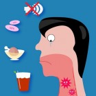 Keelpijn, een vlijmend ongemak