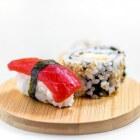 Zwanger en sushi