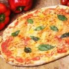 Zwanger en pizza