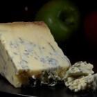 Zwanger en blauwe kaas