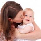 Een koortslip, zeer gevaarlijk voor baby's!