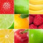 Allergie voor fruit: appel, meloen, banaan en kiwi