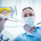 Wortelkanaalbehandeling: ontstoken pulpa en wortelpunt tand