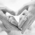 Vlinderkind: loslaten huid en heftige brandblaarvorming kind
