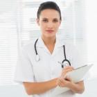 Vetnecrose: Gebied van vetweefsel na trauma, vaak op borst