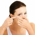 Hoe verhelpen gezonde koolhydraten acne en puisten?