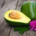 Natuurlijk masker van kiwi en papaja en peeling masker
