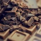 Gezichtsmaskers van chocolade