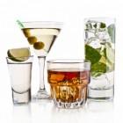 Afvallen en drinken