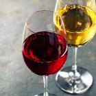 Drink je slank met wijn