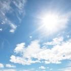 De schadelijke zonnestraling