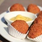 Hoeveel calorieën hebben snacks van de frituur of snackbar?