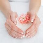 Manicure en droge handen