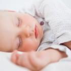 Baby van 6 weken oud