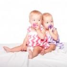 Huilende baby's helpen