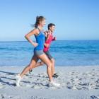 Hardlopen met trainingsschema's en app van Evy Gruyaert