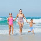 Extra beweging op vakantie