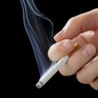 Verslaafd aan sigaretten