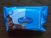 Bumblies Sensitive billendoekjes