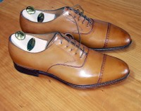quarter-brogue / Bron: ASuitableWardrobe, Wikimedia Commons (CC BY-3.0)