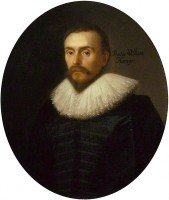 William Harvey (1578-1657) / Bron: Attributed to Daniël Mijtens, Wikimedia Commons (Publiek domein)