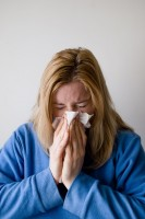 koude rillingen geen koorts