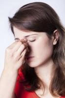 pijn in oog en hoofdpijn