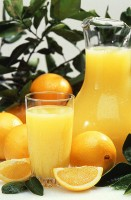 Vers geperste jus d´orange bevat veel levensenergie en supermarkt-jus d´orange niet. / Bron: Scott Bauer, U.S. Department of Agriculture, Wikimedia Commons (Publiek domein)
